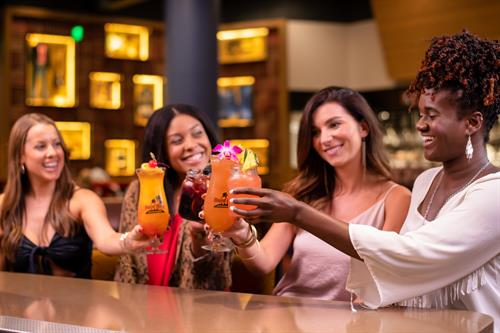 Happy Hour Sunday-Thursday at the Bar