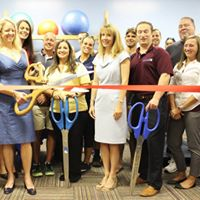 Mystic Ribbon Cutting August 2016