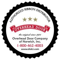 The new Logo for Overhead Door Co of Norwich !