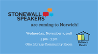 Reliance Health GSA to Host Stonewall Speakers