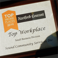 Sound Community Services named a top workplace for 2019