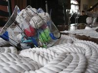 Nautical Wedding table knots