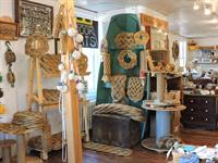Handmade Nautical Mats right here in Connecticut