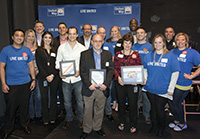 Mohegan Sun and its Employees Receive United Way's Highest Award