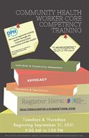 Health Education Center is the First Approved CT CHW Training Vendor