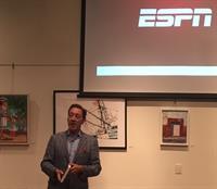 Former ESPN CEO George Bodenheim
