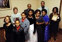 NAACP Youth Members - Throwback photo