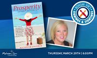 Michelle Jacobik (Prosperity After Divorce) Author Talk & Book Signing at Mohegan Sun Cabaret!
