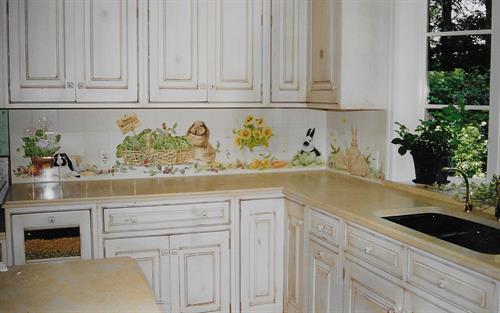 Kitchen Backspplah