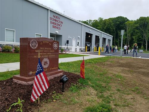 North Stonington Emergency Services Center