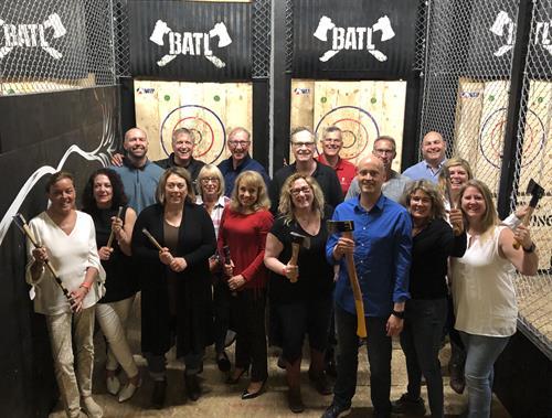 2019 AAOE Board of Directors Retreat