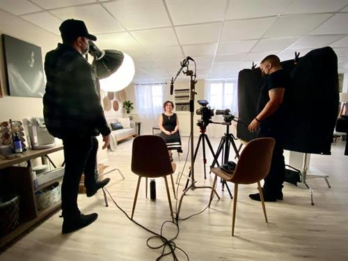 Innovast Digital Marketing provides on site filming for Video Marketing.