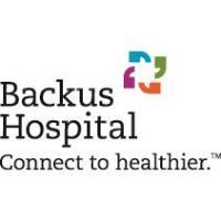 Backus Hospital Welcomes Vascular Surgeon