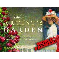 World Premiere Screening of 'The Artist's Garden' at The Kate March 16