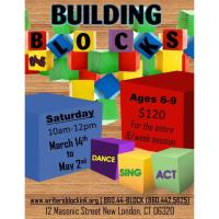 Writer's Block Ink to Launch Introductory Arts Program for Ages 6-9