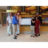 Charter Oak Presents $2,500 to the Brian T. Dagle Memorial Foundation
