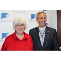 Chamber Announces Reverend Michel Belt, Reverend Cathy Zall to Receive 2015 Crawford Award Nov 12