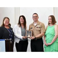 The Dolphin: 'Naval Branch Health Clinic Hospital Corpsman named Service Person of the Month''