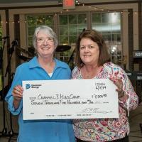 Dominion Energy Foundation Awards Channel 3 Kids Camp Grant  to Send Children to Camp