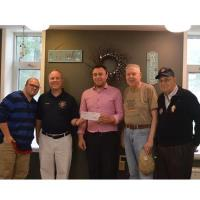 Knights of Columbus Council 7054 Awards $1,000 to The Arc Eastern CT