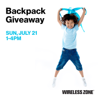 Eastern CT and Southern Rhode Island Wireless Zones to donate 2,800 stuffed backpacks