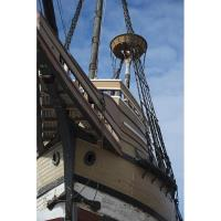 Plimoth Plantation to Launch Mayflower II September 7 at Mystic Seaport Museum