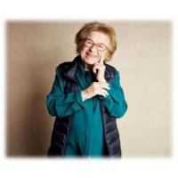 An Afternoon with Dr. Ruth on September 22 at the Garde