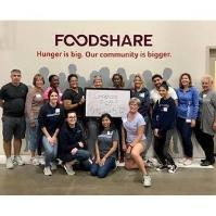 ConnectiCare Good Deeds Program Volunteers for Food Share
