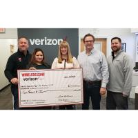 Wireless Zone Foundation Awards Grants to Waterford Country School and Center for Hospice Care