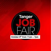 Tanger Outlets at Foxwoods Job Fair October 8
