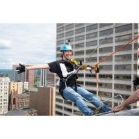 Reliance Health Team Rappelling for Recovery