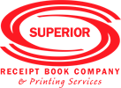 Superior Receipt Book & Printing Services