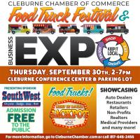 23rd Annual Cleburne Chamber Business Expo 2021