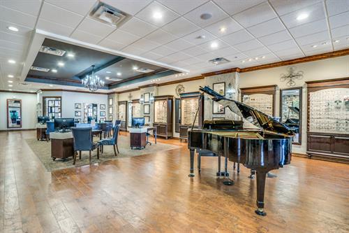 Optical Area w/ Piano