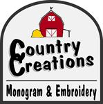 Country Creations Monogram & Embroidery