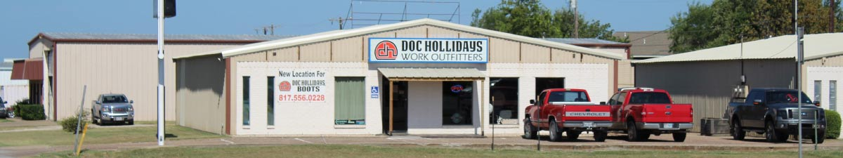 Doc Holliday's Work Outfitters