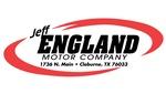 Jeff England Motor Co., Inc.