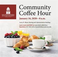 Community Coffee Hour at SWAU