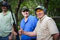 Annual Clay Shoot, Alpine Shooting Range