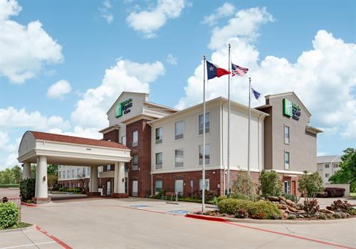Holiday Inn Express & Suites-Cleburne Welcomes You!