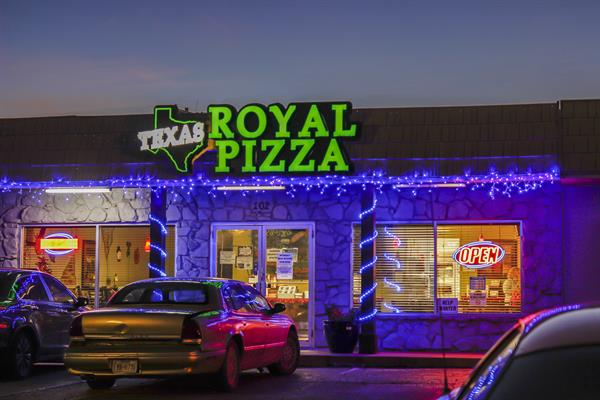 Texas Royal Pizza of Cleburne