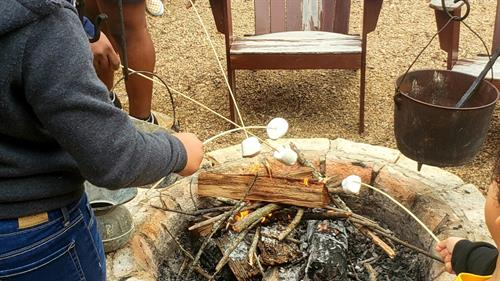 Bring your own firewood & S'mores!
