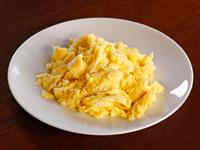 Yum! Enjoy scrambled eggs @ Best Way Inn Cleburne
