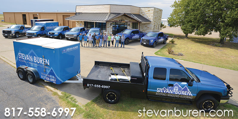 Stevan Buren Roofing, Windows, & Flooring
