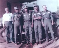 Irvin Layland and Crew