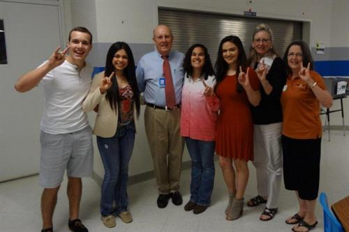 Celebrating Johnson County scholarship winners
