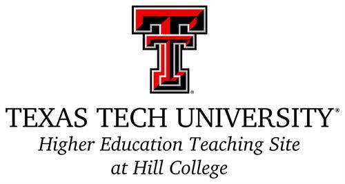 TTU Hill College logo