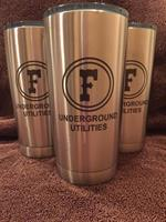 Engraved Insulated Cups