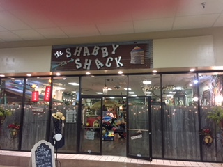 The Shabby Shack in Nolan River Mall