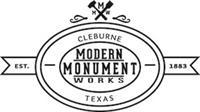 Modern Monument Works, Inc.